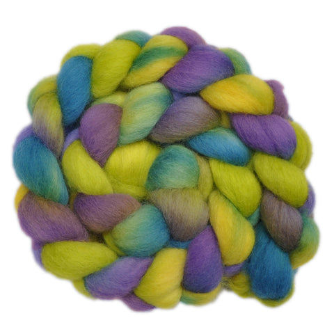 New Zealand Wool Roving - Windless Afternoon 1 - 4.0 ounces