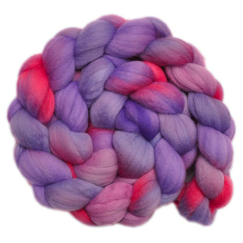 Merino Wool Roving, 19 micron - Flying Whispers 2 - 4.1 ounces