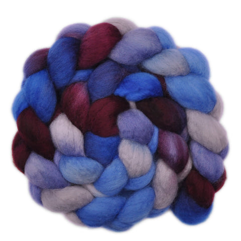 BFL Wool Roving - Stalwart Ship 1 - 4.0 ounces