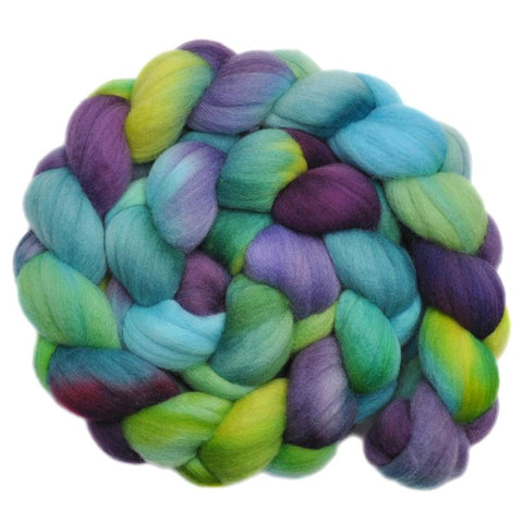 Merino Wool Roving, 19 micron - Chasing a Dream 1 - 4.1 ounces