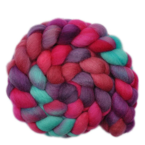 BFL Wool Roving - Sweet Illusion 1 - 3.9 ounces