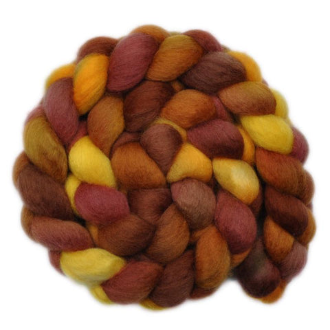 BFL Wool Roving - Hoarder 1 - 4.1 ounces