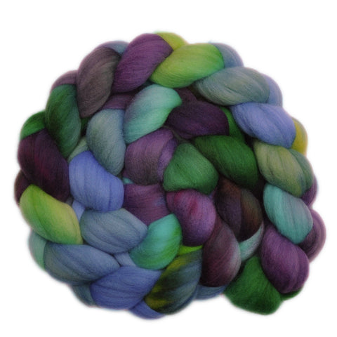 21.5μ Merino Wool Roving - Teen Idol 1 - 4.1 ounces