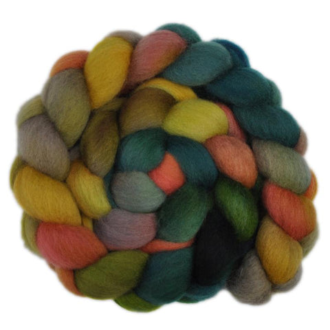 Falkland Wool Roving - Farmers' Market 1 - 4.1 ounces