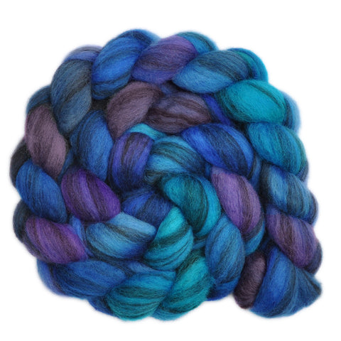 BFL Humbug Wool Roving - Imperatives of Destiny 1 - 4.0 ounces