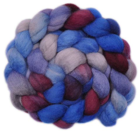 BFL Wool Roving - Stalwart Ship 2 - 4.0 ounces