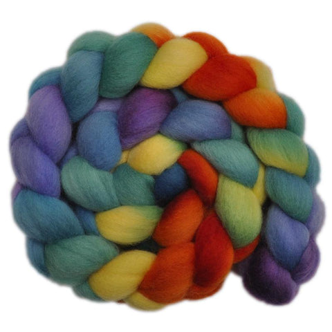 Falkland Wool Roving - Pop-Up Store 1 - 3.9 ounces