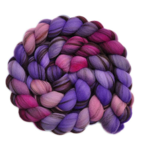 Merino Wool Roving 21.5 micron - Quiet Time 2 - 4.2 ounces