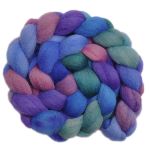 Falkland Wool Roving - Hazy Recollection 2 - 4.0 ounces