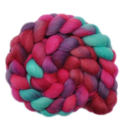 BFL Wool Roving - Sweet Illusion 2 - 4.1 ounces