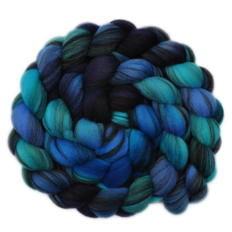 Merino Wool Roving 21.5 micron - High Water 2 - 4.0 ounces