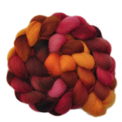 Texel Wool Roving - Torch Bearer 2 - 3.9 ounces