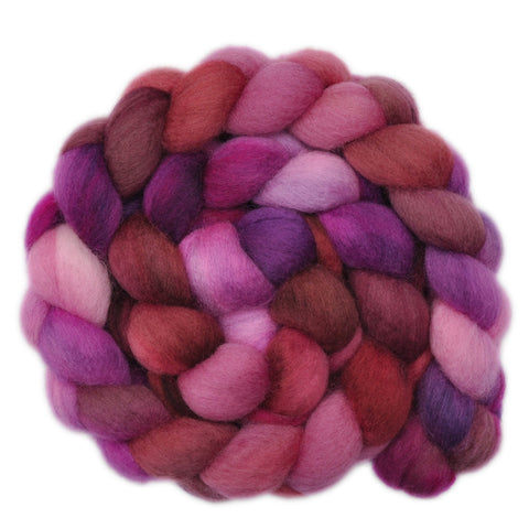 BFL Wool Roving - Lonely Hearth 2 - 4.0 ounces