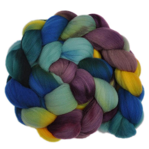 Rambouillet Wool Roving - Wandering 1 - 4.2 ounces