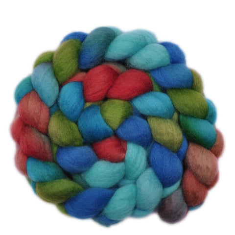 BFL Wool Roving - Rule of Thumb - 4.0 ounces
