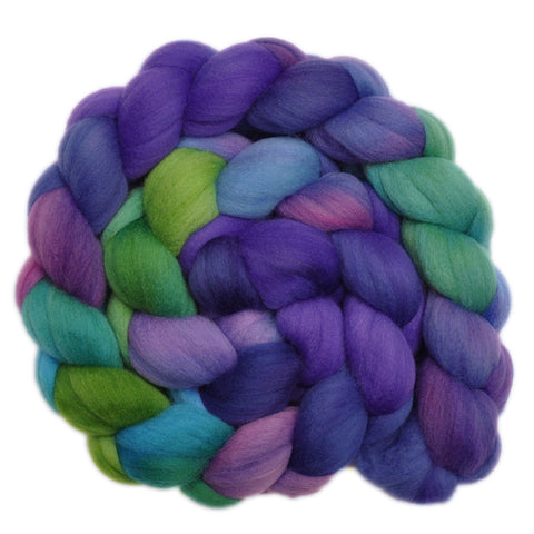 21.5 micron Merino Wool Roving - Listening Carefully 2 - 4.0 ounces