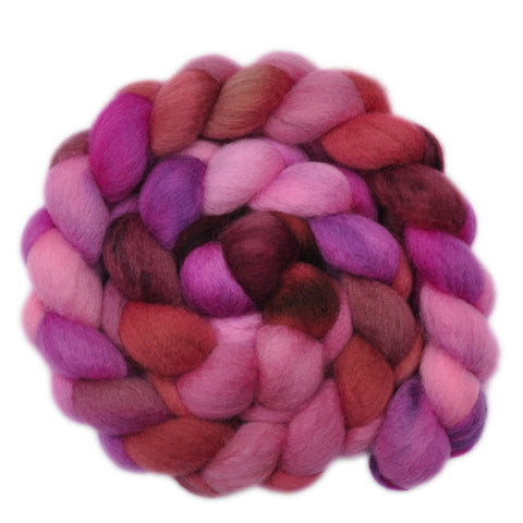 BFL Wool Roving - Lonely Hearth 1 - 3.9 ounces
