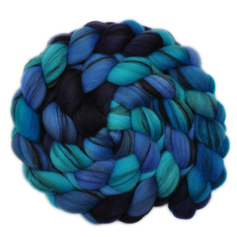 Merino Wool Roving 21.5 micron - High Water 1 - 4.1 ounces