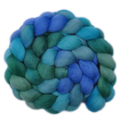 BFL Wool Roving - Celestial 1 - 4.0 ounces