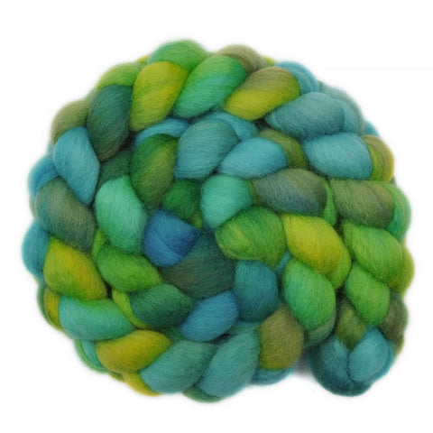BFL Wool Roving - Meadow & River 1 - 4.1 ounces