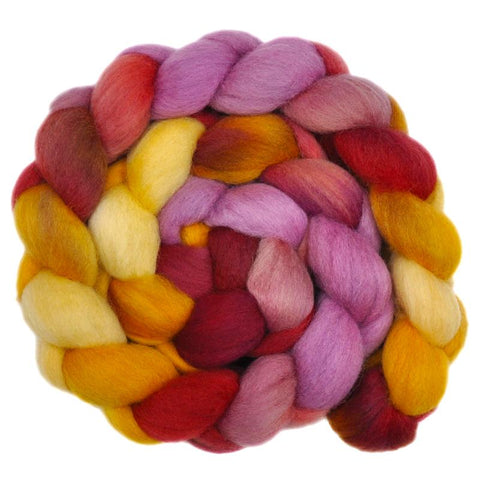 South American Wool Roving - CanCan 1 - 4.1 ounces