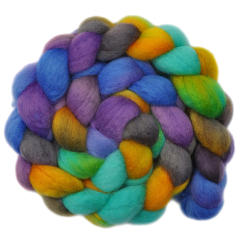 BFL Wool Roving - Impromptu 2 - 4.0 ounces