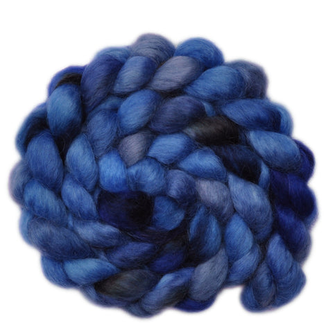 Wensleydale Wool Roving - In the Boat - 4.1 ounces
