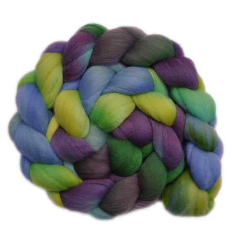 21.5μ Merino Wool Roving - Teen Idol 2 - 4.1 ounces