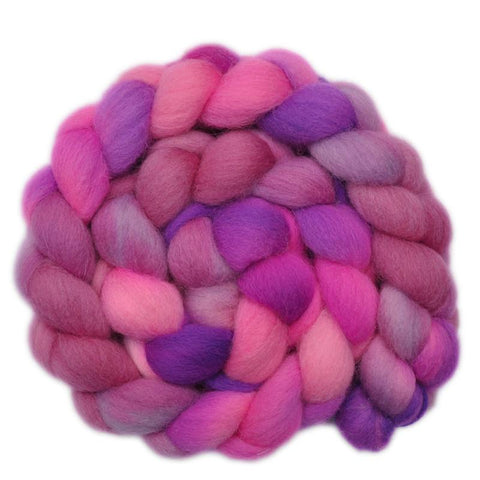 Cheviot Wool Roving - Fluffy 2 - 4.1 ounces