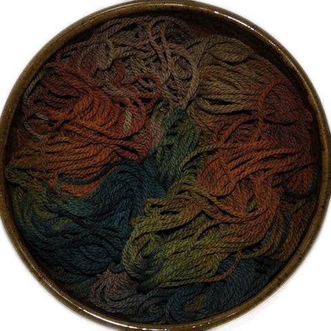 Columbia Wool yarn, Worsted weight, 170 yards - Althjof