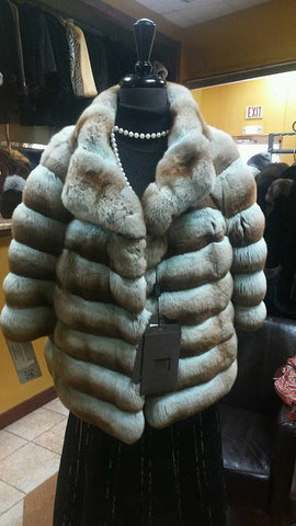 Chinchilla Jacket Color Camel
