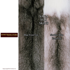 Fox Fur Skins for Custom Coats