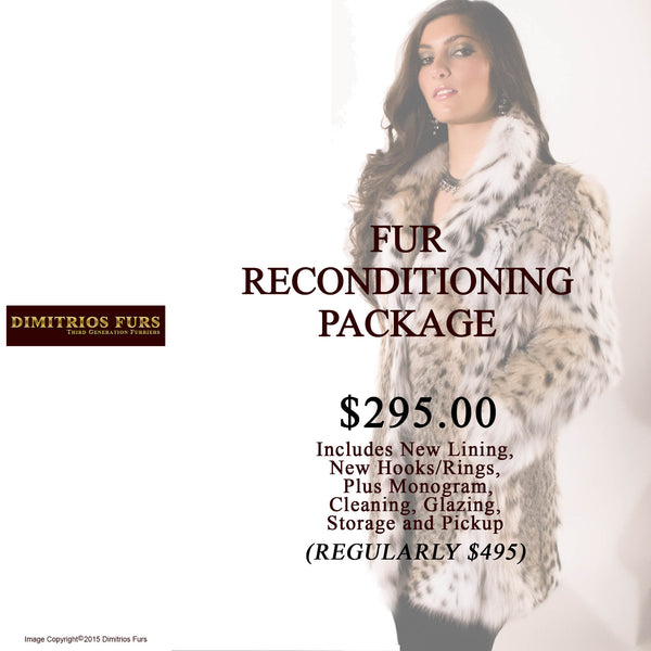 Fur Reconditioning Disinfect  Package