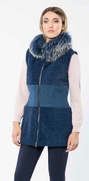 2019 Raccoon Astrakahn Lamb Coat