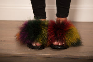 Fur Shoes