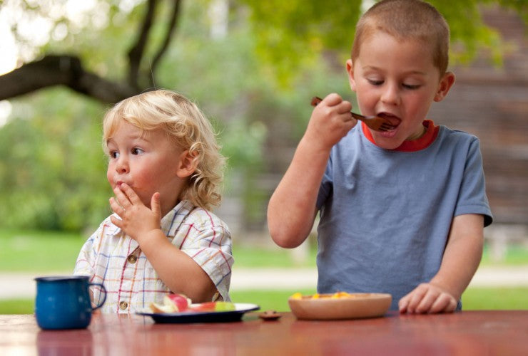 kids-eating