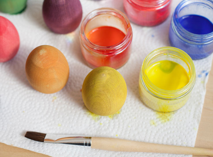 painting-eggs