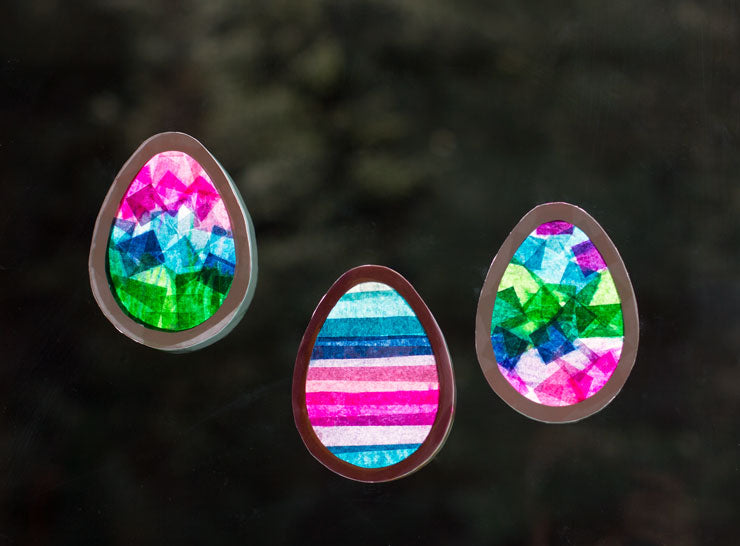 stained-glass-eggs