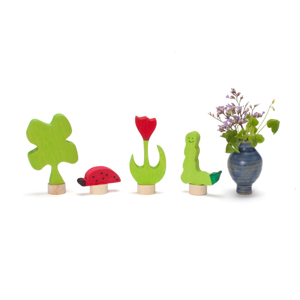 spring ornament set - Nova Natural Toys & Crafts - 1