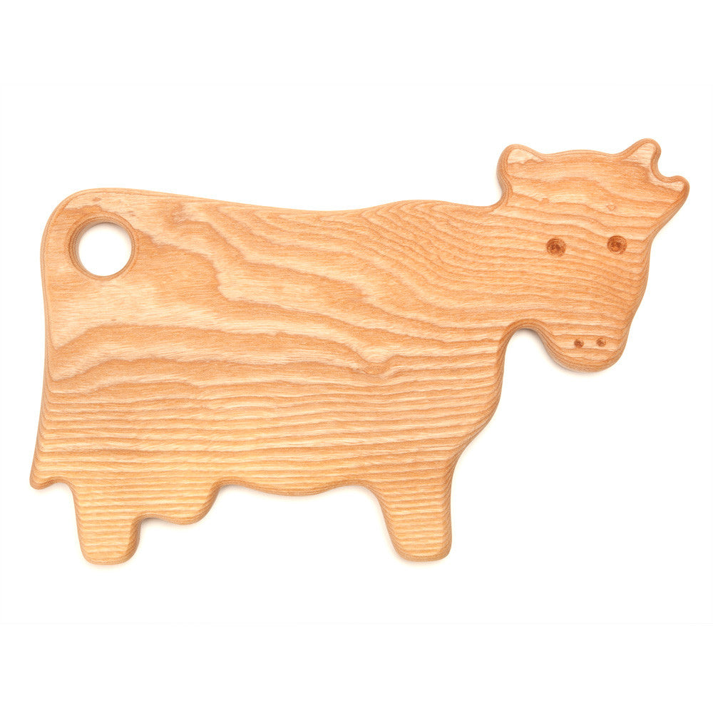 cow breakfast board - Nova Natural Toys & Crafts