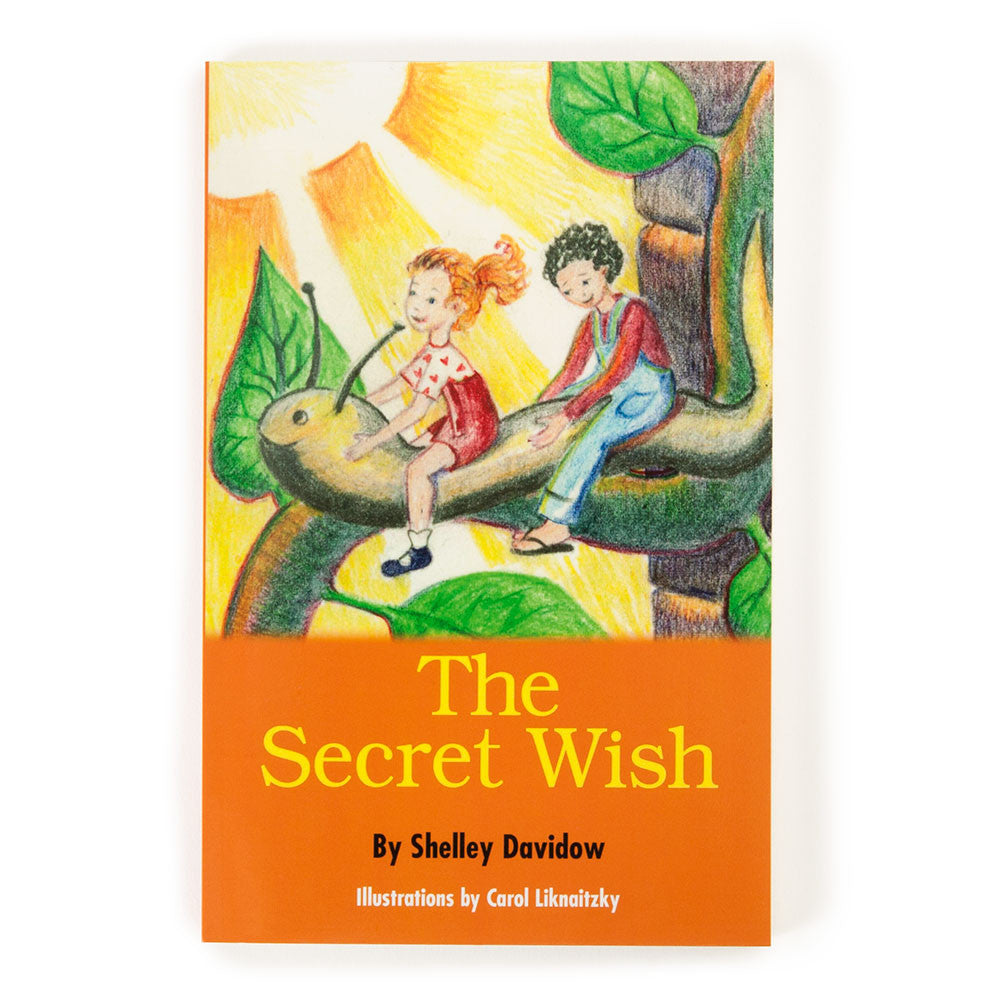 the secret wish - Nova Natural Toys & Crafts
