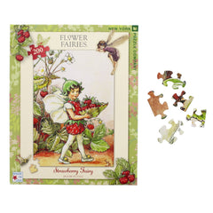 strawberry fairy puzzle