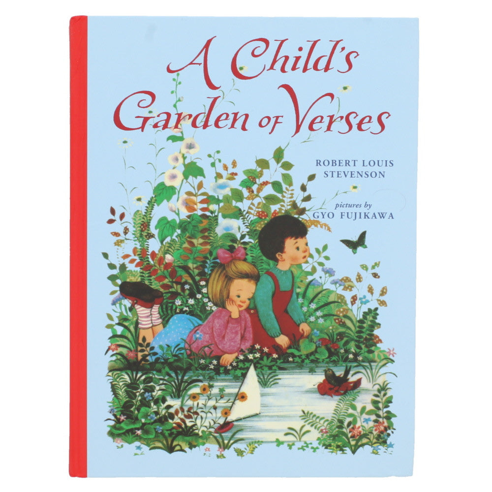 a child's garden of verses - front - nova natural toys & crafts