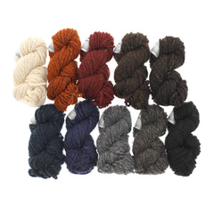 mini skein pack- animal fur