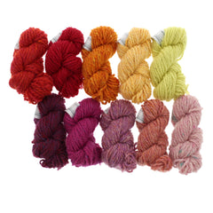 mini skein pack- sunrise