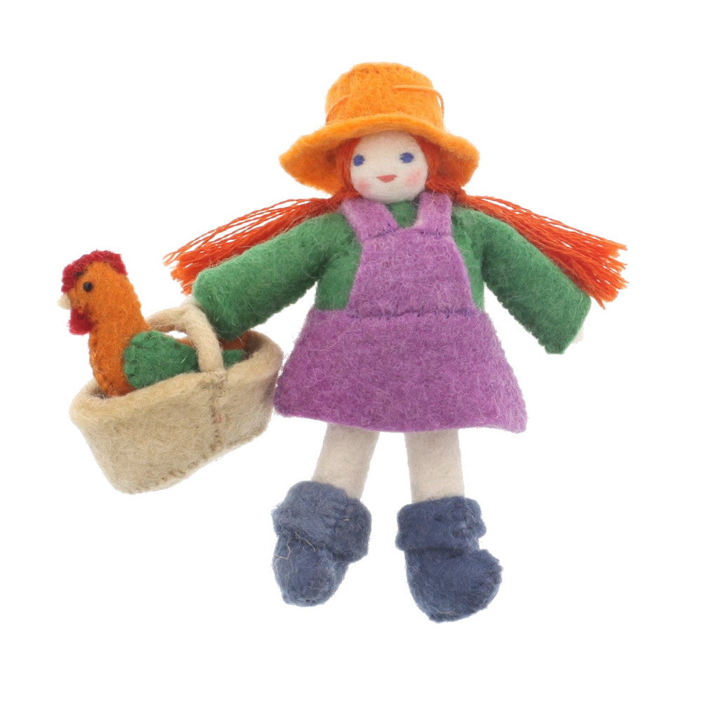garden girl - nova natural toys & crafts