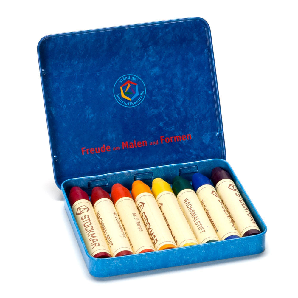 beeswax crayons - Nova Natural Toys & Crafts - 4