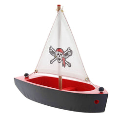 pirate's dinghy