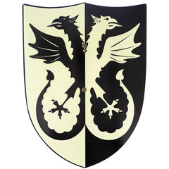 knight's shield- eagle