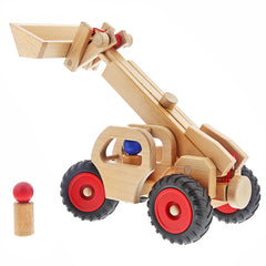 telescoping loader